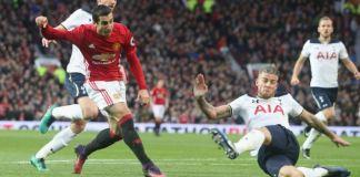 Cota 25.00 pentru un gol inscris in Manchester United vs Tottenham
