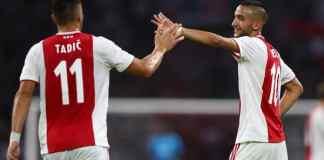 Ajax - AEK Atena