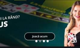 Blackjack-ul si ruleta live iti aduc bonusuri la eFortuna!