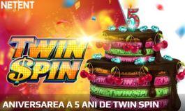 1.000.000 de Runde Gratuite la Twin Spin