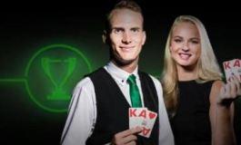 Jocurile live din cazinoul Unibet iti pot aduce o parte din premiile de 100 000 de ron