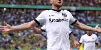 Eintracht Frankfurt - Sahtior Donetsk