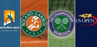 Cand incep turneele de Grand Slam in 2019?