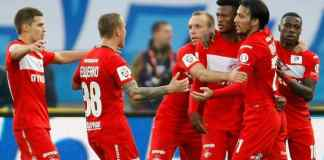 Villarreal - Spartak Moscova