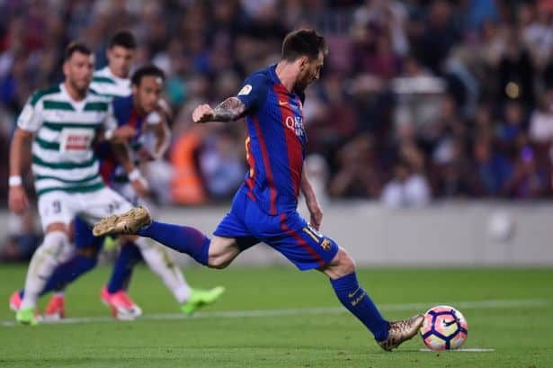 Barcelona vs. Eibar