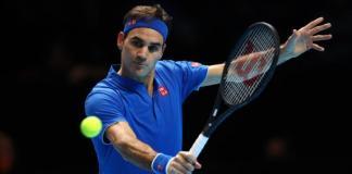 Taylor Fritz - Roger Federer