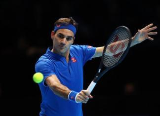 Stefanos Tsitsipas - Roger Federer