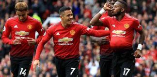 Cota 35.00 pentru Manchester United in partida cu Reading