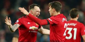 Manchester United vs PSG (12 feb)