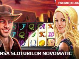 Jocurile Novomatic