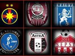Liga I Playoff, cotele la pariuri online