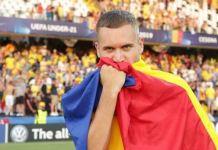 Cota 30.00 pentru Romania U21