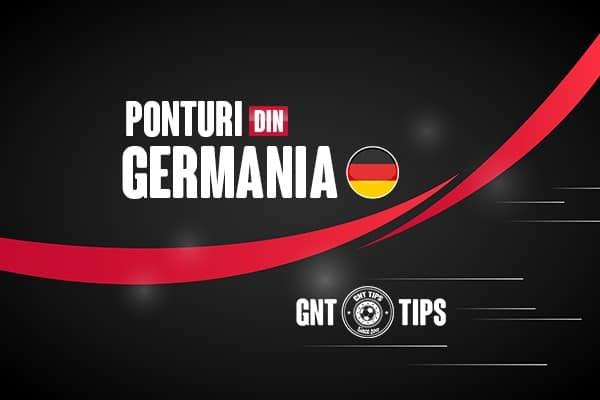 ponturi germania