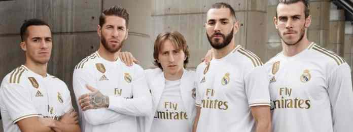 real madrid UCL 2020