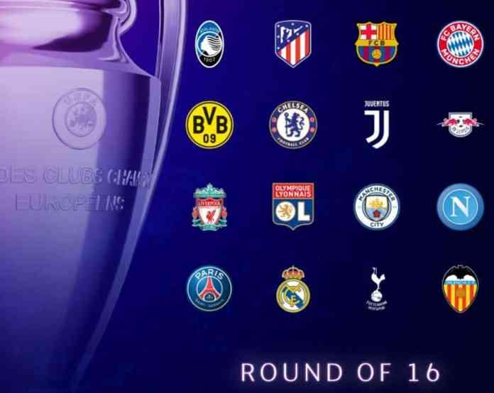 Optimi Liga Campionilor 2019/2020