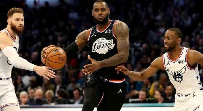 LeBron James va juca din nou in All Star Game