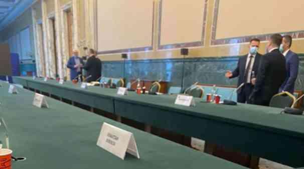 Intalnire la Guvern - Deschiderea caselor de pariuri si sali de joc