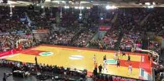 Audi Arena din Munchen gazduieste meciul dintre Bayern si Ulm
