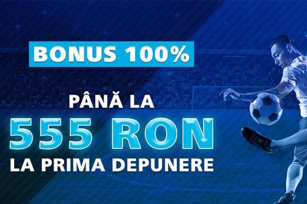 555 ron bonus sport