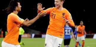 Ponturi fotbal Olanda vs Bosnia- Liga Natiunilor
