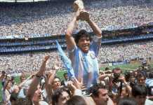 A murit Maradona!