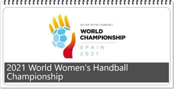 Campionatul mondial handbal feminin Spania 2021