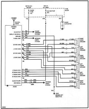 Concert Sound Ii Wiring Diagram  GN and TType