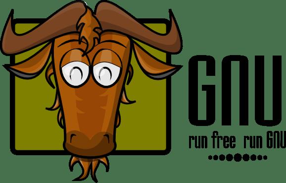 [run free run gnu banner]