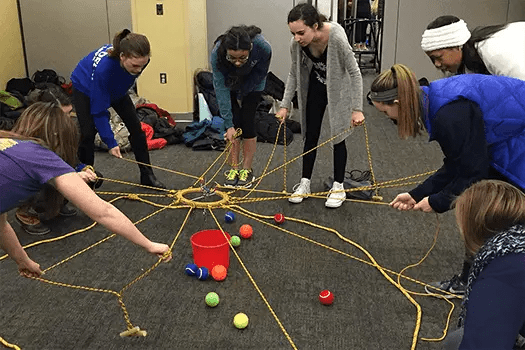 Portable Team Challenge — Teambuilding To Go with GO-Adventures - https://www.go-adventures.com/team-building/portable-team-challenge/
