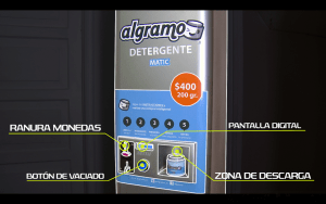Algramo Dispenser