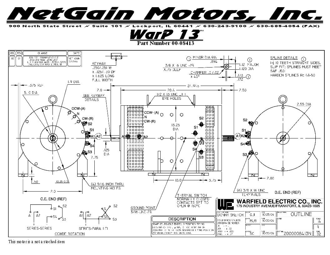 Motor Warp