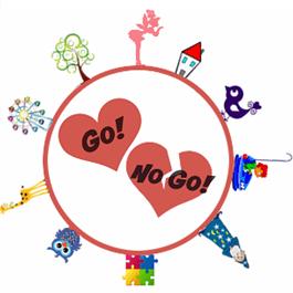 Populair Kerst spelletjes voor kinderen en volwassenen - Go or No Go &HN59