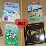{ Review } – Boekenpakket voor 5-7 jarigen