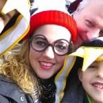 Carnaval – De schooloptocht & de dorpsoptocht