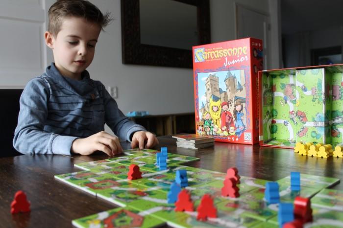 Review en spelregels van Carcassonne