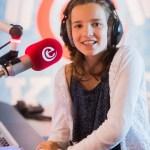 De winnaar van de Efteling kids radio dj-wedstrijd!