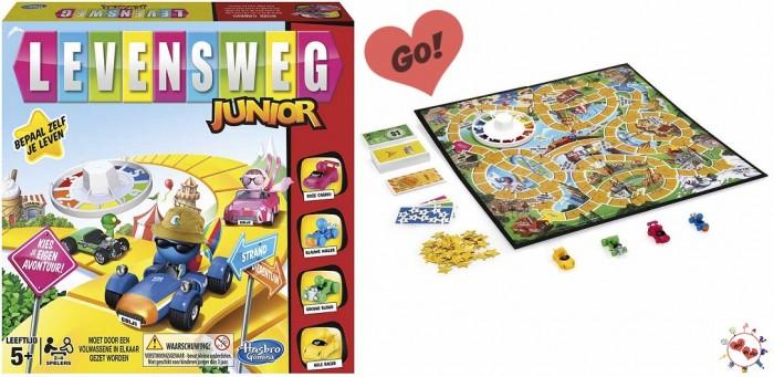 { Review } - Levensweg Junior van Hasbro