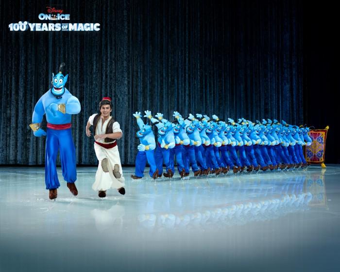 Disney on ice winactie