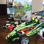 { Review } | K'NEX Revvin' Racecar 2-in-1