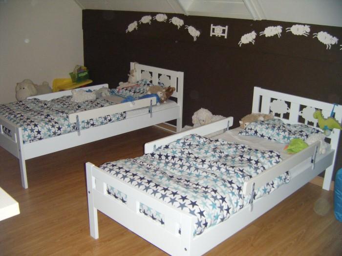 tweeling kamer slaapkamer