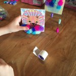{ Review }   Creatief met PomPom WOW!
