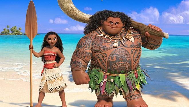 { Filmverslag } - Walt Disney Studios presenteert: Vaiana