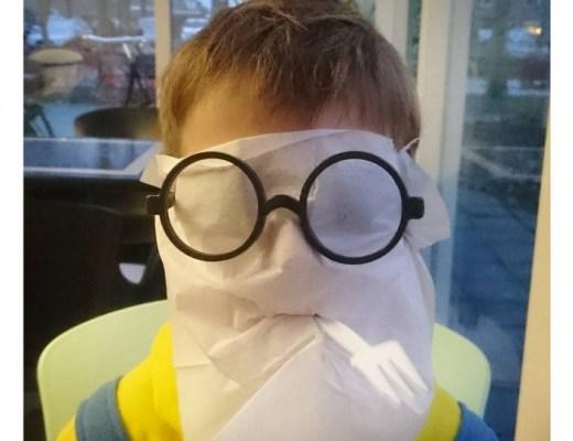 napkin man 9 onmisbare Carnaval tips voor kleine kinderen!