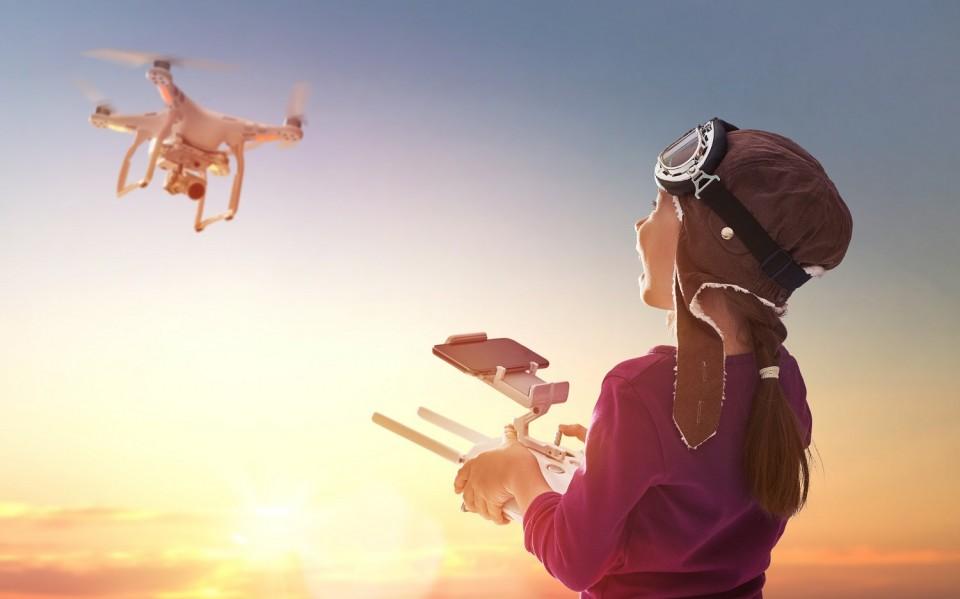 speelgoed drone