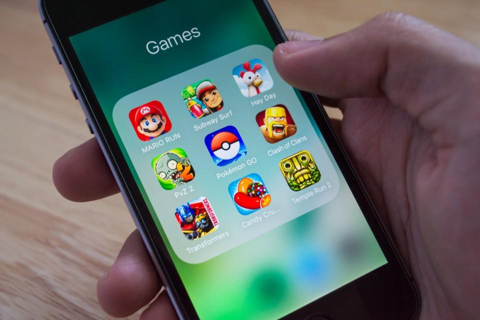 10x de leukste spellen apps voor 7-jarigen