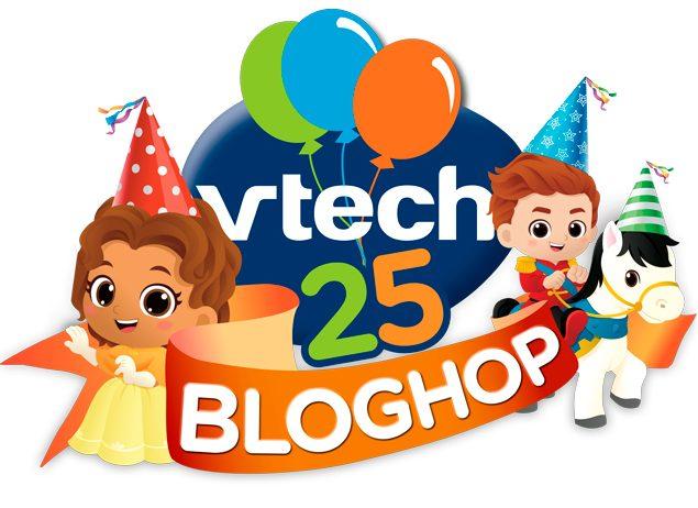 Bloghop VTech 25 jaar winactie