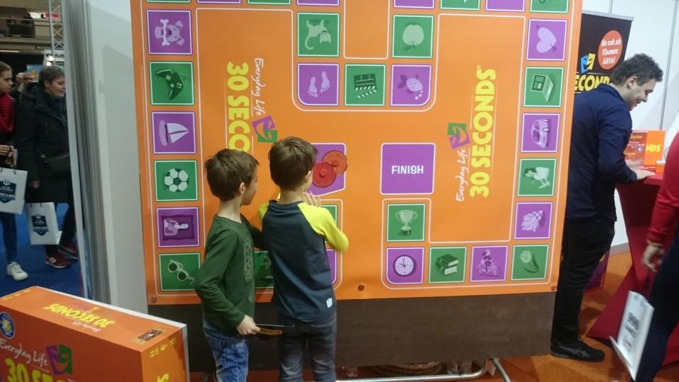Bekend Kerst spelletjes voor kinderen en volwassenen - Go or No Go &KS06