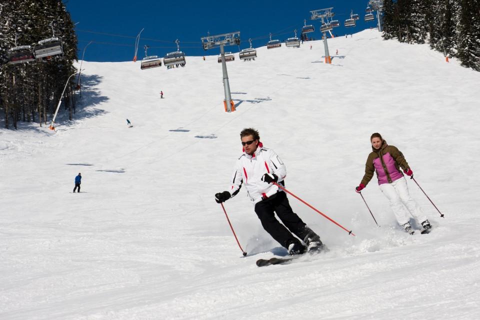 wintersport Wintersportvakantie in de Alpen: Frankrijk of Oostenrijk?
