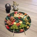 Kersthapjes voor school en een Bento kerst broodtrommel.