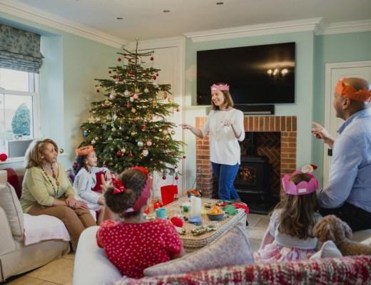 Kerst spelletjes voor kinderen en volwassenen